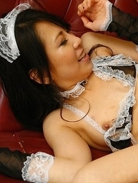 Hot Asian Asuka Tsukamoto is fucked in pussy