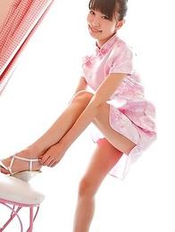 Minami Tiny Teen Japanese Takes Us to Nudesville!