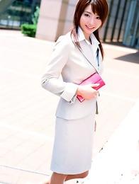 Kaori Manabe is a true fashion model no matter what wears
